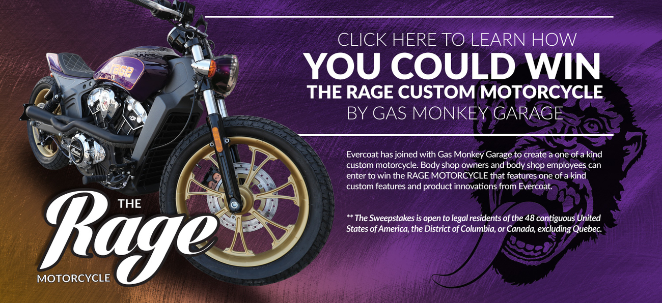 Rage Motorcycle Contest