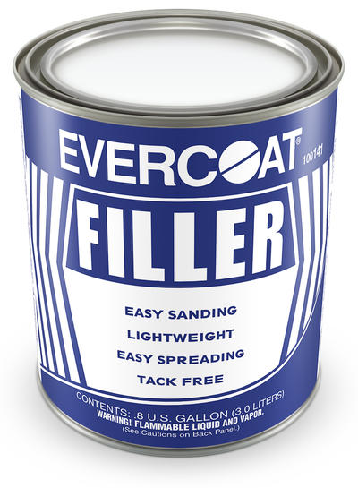 Evercoat Filler, Gallon