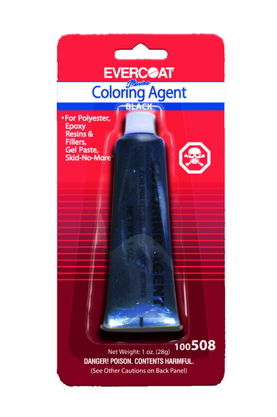 Color Agent, Black 1 oz.
