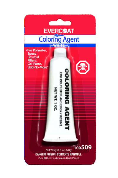 Color Agent, White 1 oz.