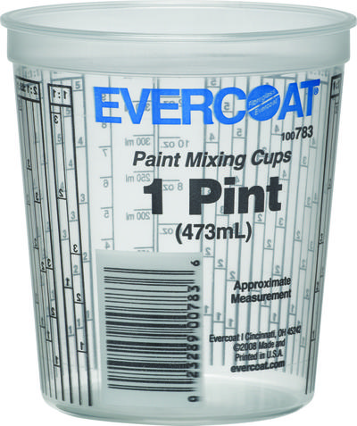 Pint Paint Mixing Cup