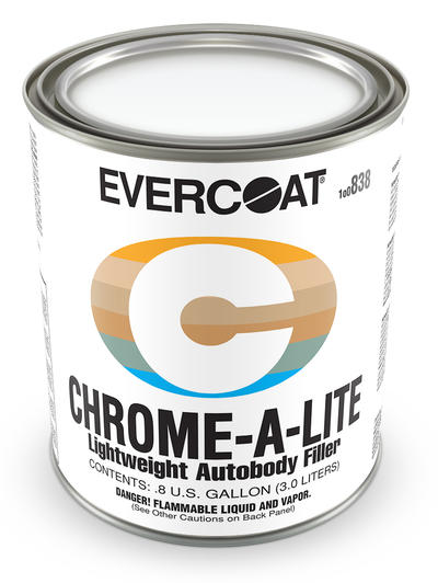 Chrome-A-Lite, Gallon