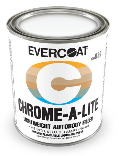 Chrome-A-Lite, Quart