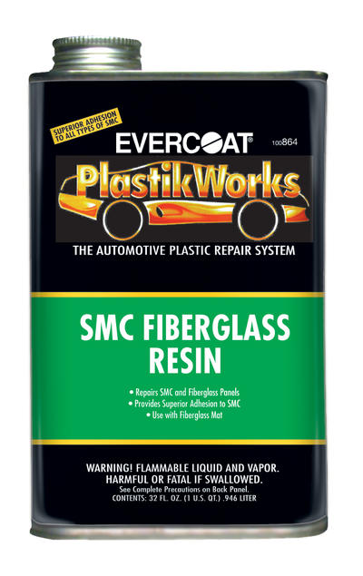 SMC Resin, Quart