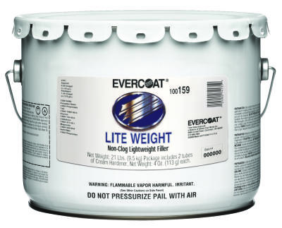 Lite Weight, 3 Gallon Pail - Mechanical