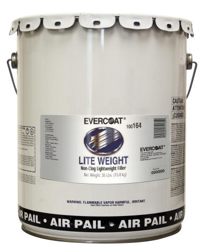 Lite Weight, 5 Gallon Pail - Air