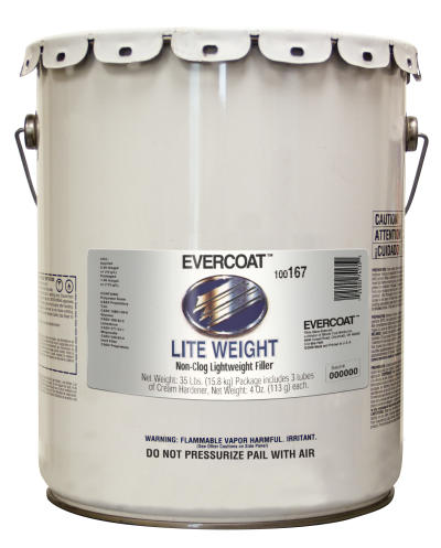 Lite Weight, 5 Gallon Pail - Mechanical