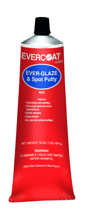 Everglaze, 1 Lb. Tube (red)