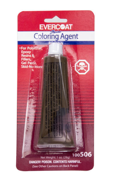 Color Agent, Brown 1 oz.