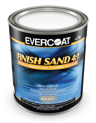 Finish Sand 4:1 Polyester Primer Surfacer, Gallon