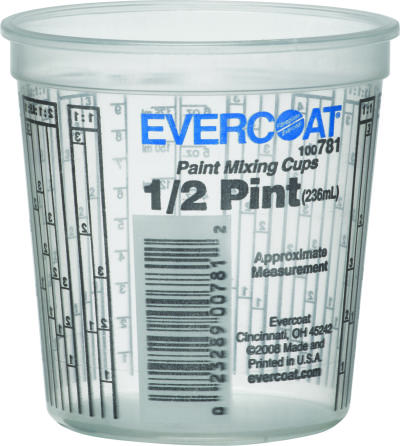 8 oz. Paint Mixing Cup
