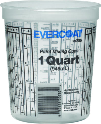 Quart Paint Mixing Cup