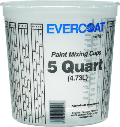 5 Quart Paint Mixing Cup