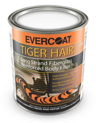Tiger Hair, Quart