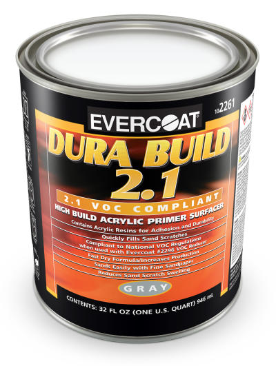 Dura Build 2.1 Gray Quart