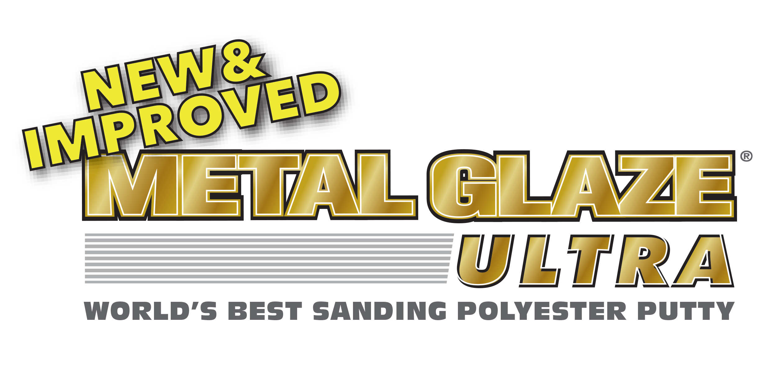 New and Improved Metal Glaze Ultra