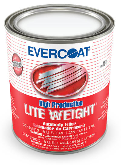 High Production Lite Weight, Gallon