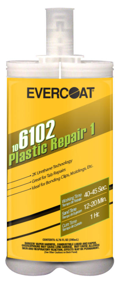Plastic Repair System Superfast Urethane